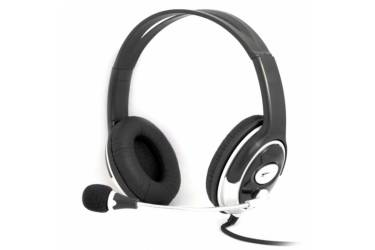 Наушники Ritmix RH-935M накладные с микрофоном черные