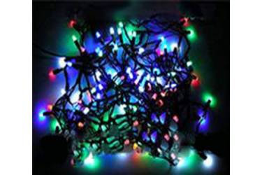 Гирлянда _WLZ _F№43 _DD-100M LED _(3.5м, 54 лампs) _цветная (DD- 100 - M)