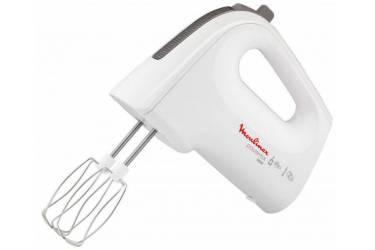Миксер ручной Moulinex HM612110 500Вт белый
