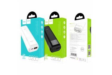 Внешний аккумулятор Hoco B35A Entourage 5200 mAh (черный)