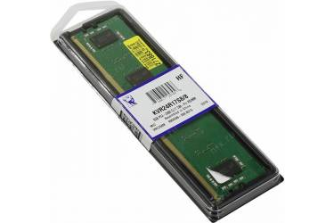 Память DDR4 Kingston KVR24R17S8/8 8Gb DIMM ECC Reg PC4-19200 CL17 2400MHz