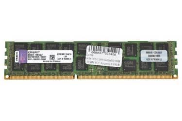 Память DDR3 Kingston KVR16R11D4/16 16Gb DIMM ECC Reg PC3-12800 CL11 1600MHz
