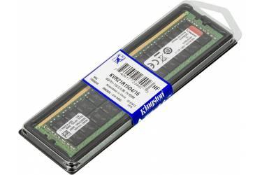 Память DDR4 Kingston KVR21R15D4/16 16Gb DIMM ECC Reg PC4-17000 CL15 2133MHz