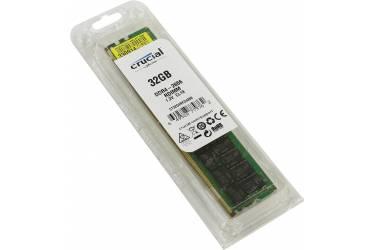 Память DDR4 Crucial CT32G4RFD4266 32Gb RDIMM Reg PC4-21300 CL19 2666MHz