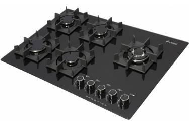Газовая варочная поверхность Gefest ПВГ 2341 черный