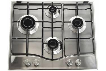 Газовая варочная поверхность Hotpoint-Ariston PCN 642 IX/HA RU нержавеющая сталь