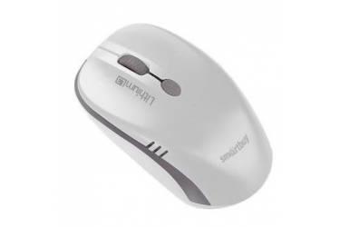 mouse Smartbuy Wireless  ONE 359G-K бело-серая