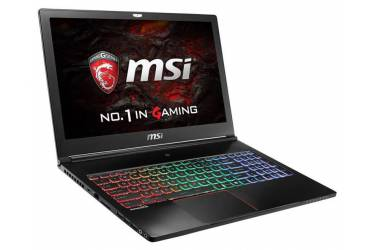 "Ноутбук MSI GS63VR 7RF(Stealth Pro 4K)-409RU Core i7 7700HQ/16Gb/2Tb/SSD512Gb/nVidia GeForce GTX 1060 6Gb/15.6""/IPS/UHD (3840x2160)/Windows 10/black/WiFi/BT/Cam"