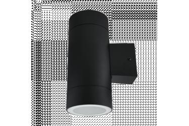 Светильник уличный двухсторонний IN HOME GX53S-2B-ЦИЛИНДР под лампу GX53 230B черный IP65