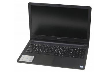 "Ноутбук Dell Vostro 3568 Pentium 4405U/4Gb/1Tb/Intel HD Graphics 510/15.6""/HD (1366x768)/Linux/black/WiFi/BT/Cam"