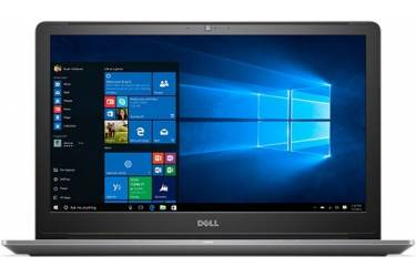"Ноутбук Dell Vostro 5568 Core i3 6006U/4Gb/500Gb/Intel HD Graphics 520/15.6""/HD (1366x768)/Windows 10 Home Single Language 64/grey/WiFi/BT/Cam"