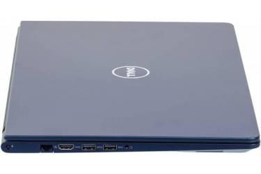 "Ноутбук Dell Vostro 5568 Core i3 7100U/4Gb/1Tb/nVidia GeForce GT 940MX/15.6""/HD (1366x768)/Windows 10 Home 64/dk.blue/WiFi/BT/Cam"