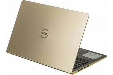 """Ноутбук Dell Vostro 5568 Core i5 7200U/4Gb/1Tb/nVidia GeForce 940MX 2Gb/15.6""""/HD (1366x768)/Windows 10 Home 64/gold/WiFi/BT/Cam/3mAh"""
