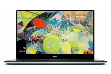 "Ноутбук Dell XPS 15 9560 Core i7 7700HQ/16Gb/SSD512Gb/nVidia GeForce GTX 1050 4Gb/15.6""/IPS/Touch/UHD (3840x2160)/Windows 10 Professional 64/silver/WiFi/BT/Cam"