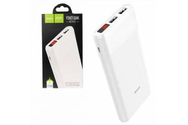 Внешний аккумулятор Hoco B35C Entourage 12000mAh (белый)
