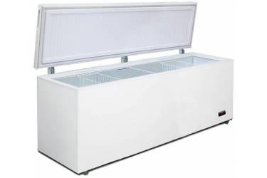 Морозильный ларь Бирюса Б-680VDKY белый 160Вт