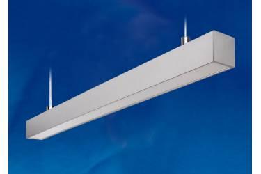 Светильник светодиодный подвесной Uniel ULO-K10D 60W/5000K/L120 IP65 SILVER