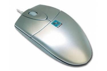Мышь A4Tech OP-720 серебристый оптическая (1000dpi) PS/2 (3but)