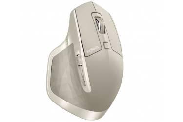 Мышь Logitech MX Master бежевый лазерная (1600dpi) беспроводная BT (5but)