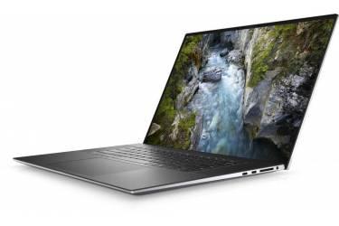 "Ноутбук Dell Precision 5750 Core i7 10850H/16Gb/SSD512Gb/NVIDIA Quadro T2000 4Gb/17""/WVA/Touch/UHD+ (3840x2400)/Windows 10 Professional 64/grey/WiFi/BT/Cam"