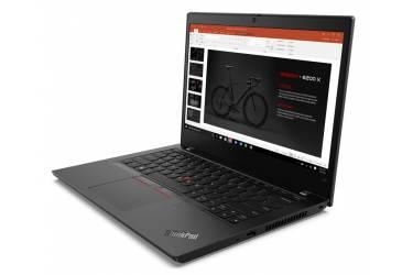 "Ноутбук Lenovo ThinkPad L14 G1 T Core i5 10210U/8Gb/SSD256Gb/Intel UHD Graphics/14""/IPS/FHD (1920x1080)/4G/Windows 10 Professional 64/black/WiFi/BT/Cam"