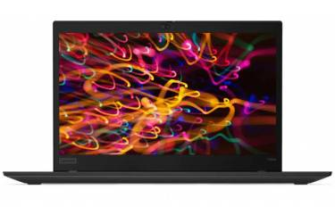 "Ноутбук Lenovo ThinkPad T495s Ryzen 5 Pro 3500U/8Gb/SSD256Gb/AMD Radeon Vega 8/14""/IPS/FHD (1920x1080)/Windows 10 Professional 64/black/WiFi/BT/Cam"