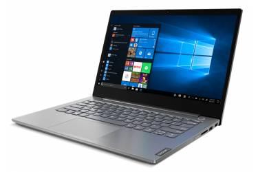 "Ноутбук Lenovo Thinkbook 14-IIL Core i3 1005G1/4Gb/SSD256Gb/Intel UHD Graphics/14""/WVA/FHD (1920x1080)/Windows 10 Professional 64/grey/WiFi/BT/Cam"
