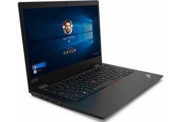 "Ноутбук Lenovo ThinkPad L13 Core i3 10110U/8Gb/SSD256Gb/Intel UHD Graphics/13.3""/IPS/FHD (1920x1080)/Windows 10 Professional 64/black/WiFi/BT/Cam"