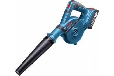 Воздуходувка Bosch GBL 18V-120 пит.:от аккум. синий