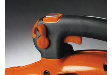 Воздуходувка Husqvarna 125 B 800Вт серый/оранжевый