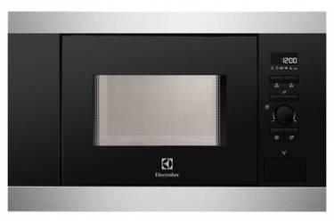 Микроволновая печь Electrolux EMS17006OX 16.8л. 800Вт черный (встраиваемая)