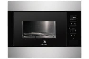 Микроволновая печь Electrolux EMS26204OX 25.37л. 900Вт серебристый (встраиваемая)