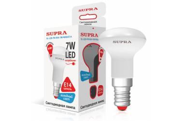 Лампа светодиодная SUPRA_PR_R50-07W/4000/E14 _набор из 3-х ламп