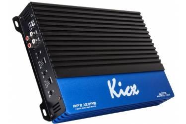 Усилитель автомобильный Kicx AP 2.120AB двухканальный