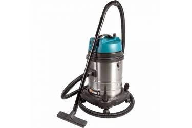 Строительный пылесос Bort BSS-1440-Pro 1400Вт (уборка: сухая/влажная) серый (плохая упаковка)