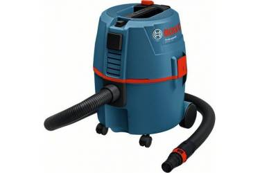 Строительный пылесос Bosch GAS 20 L SFC 1200Вт (уборка: сухая/влажная) синий