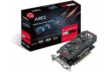 Видеокарта Asus PCI-E AREZ-RX560-O2G-EVO AMD Radeon RX 560 2048Mb 128bit GDDR5 1149/6000 DVIx1/HDMIx1/DPx1/HDCP Ret