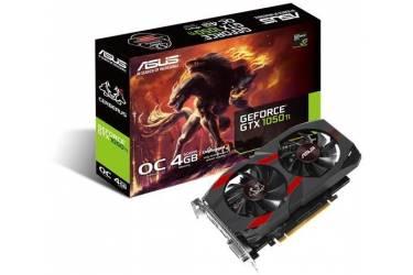 Видеокарта Asus PCI-E CERBERUS-GTX1050TI-O4G NV GTX1050TI 4096Mb 128b GDDR5 1366/7 (плохая упаковка)