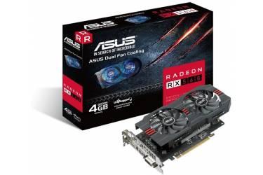 Видеокарта Asus PCI-E RX560-4G-EVO AMD Radeon RX 560 4096Mb 128bit GDDR5 1149/6000 DVIx1/HDMIx1/DPx1/HDCP Ret