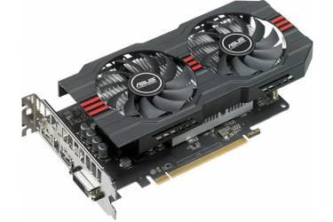 Видеокарта Asus PCI-E RX560-O4G AMD Radeon RX 560 4096Mb 128bit GDDR5 1210/7000 DVIx1/HDMIx1/DPx1/HDCP Ret