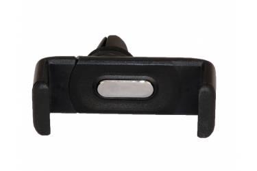 Автодержатель в решетку обдува, черный, универсальный, 360 градусов