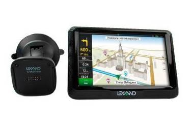 """Автомобильный навигатор GPS Lexand CD5 HD 5"""" Навител"""