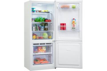Холодильник Nordfrost NRB 121 032 белый (двухкамерный) 240л(х170м70) 150*57*63см капельный