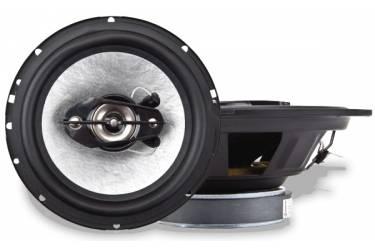 Колонки автомобильные Kicx RTS 165V 130Вт 16.5см (6 1/2дюйм) (ком.:2кол.) коаксиальные трехполосные