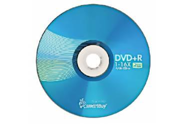 Диск DVD-R Smartbuy 4,7GB 16x CB-50/250