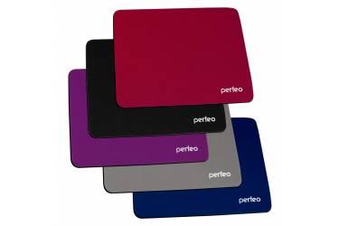Коврик для компьютерной мыши Perfeo PF-FS-001, (180*220*2 мм), ткань+СБР