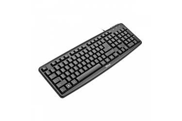 Клавиатура Trust Classicline Keyboard USB черная