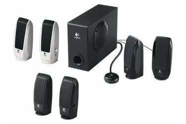 Компьютерная акустика Logitech S120 2.0 OEM черная