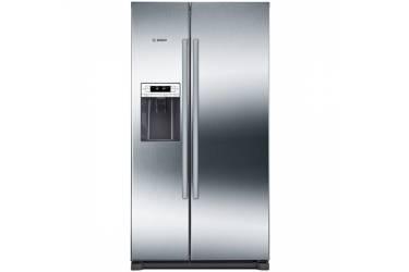 Холодильник Bosch KAI90VI20R нержавеющая сталь (двухкамерный)
