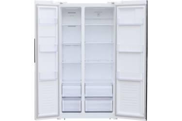 Холодильник Shivaki SBS-502DNFW белый (двухкамерный)